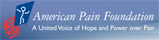 The American Pain Foundation is working diligently at understanding pain and finding therapies that work such as Arthritis