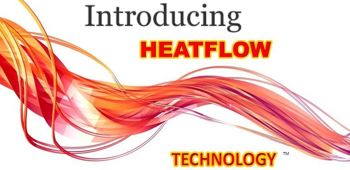 Heat Flow Technology provides savings on your energy bills. It provides for the lowest carbon signature on the market today